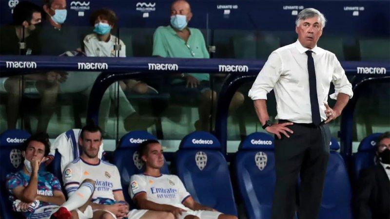 المخضرم أنشيلوتي يتصدى لمهمة إعادة ريال مدريد إلى عرشه
