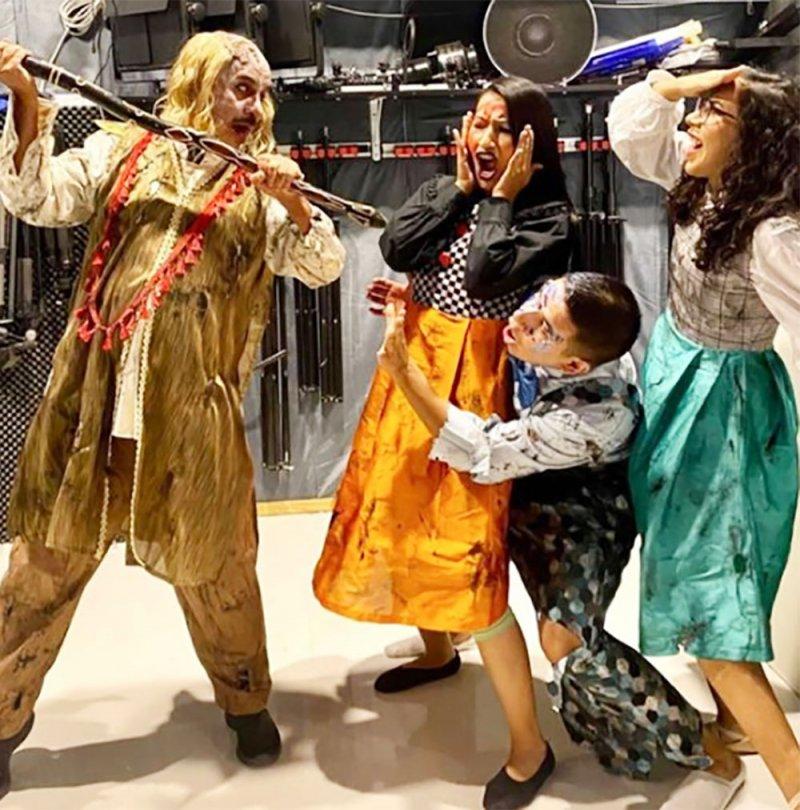 """عودة الحياة للمسرح البحريني.. """"جلجامش"""" تقدم مسرحيتها الفنتازية """"الجوكرز"""""""