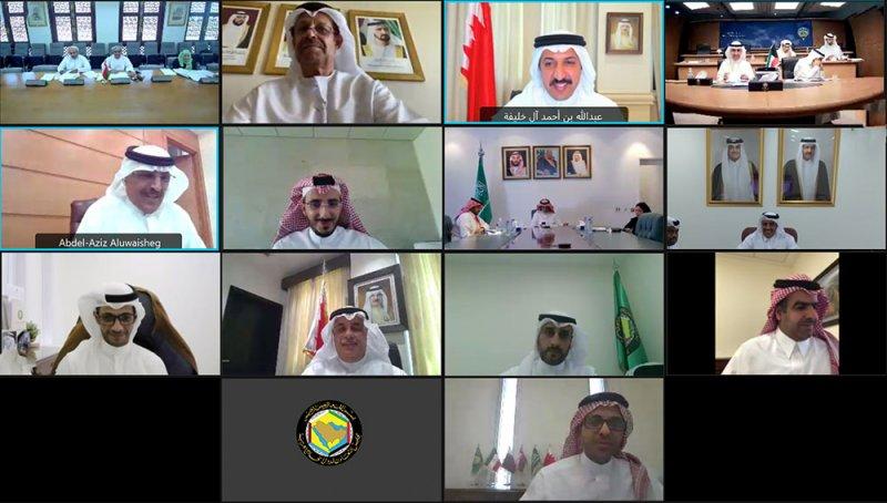 مملكة البحرين تترأس اجتماع لجنة الصياغة تحضيرًا للدورة (149) للمجلس الوزاري الخليجي