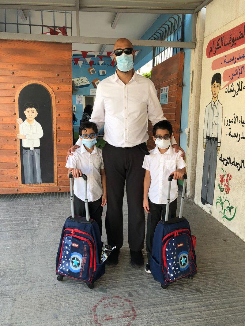أولياء أمور: العودة المدرسية الناجحة تجربة بحرينية يحتذى بها عالمياً