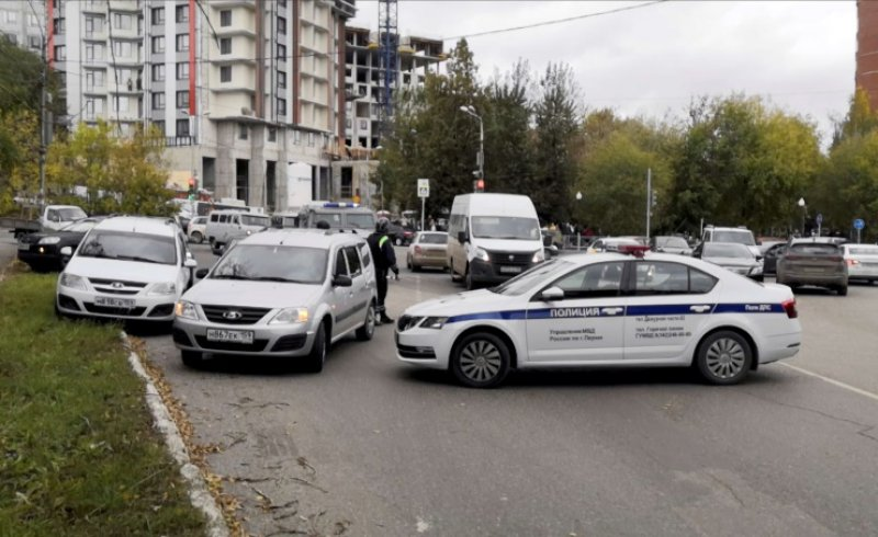 8 قتلى في إطلاق نار داخل جامعة روسية