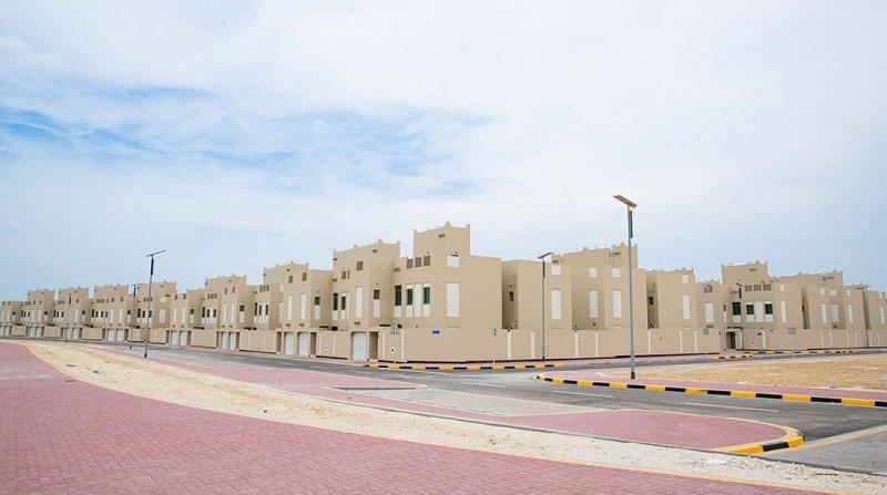 إقامة 300 شقة إسكانية في الرملي بثلاث وأربع غرف نوم