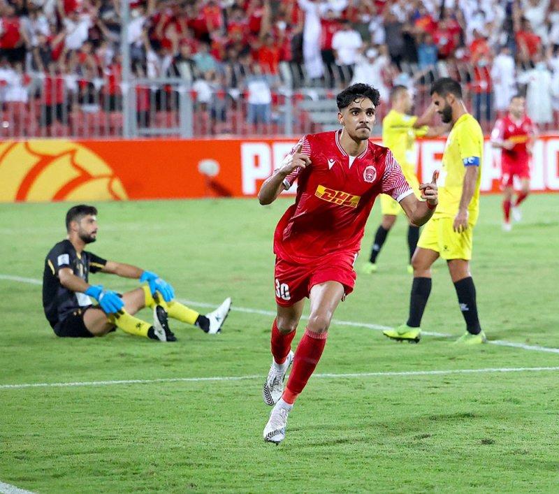 المحرق يصل نصف نهائي كأس الاتحاد الآسيوي