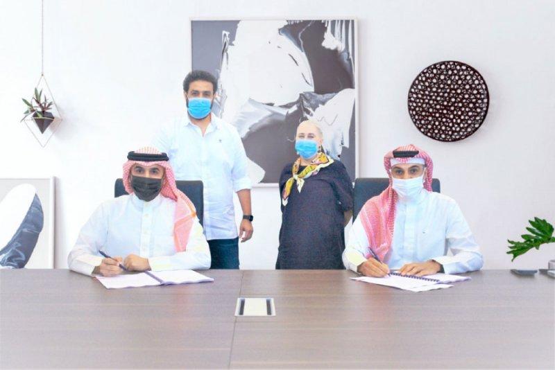 """""""بربلاين البحرين"""" ومجمع دلمونيا يوقعان اتفاقية إيجار"""