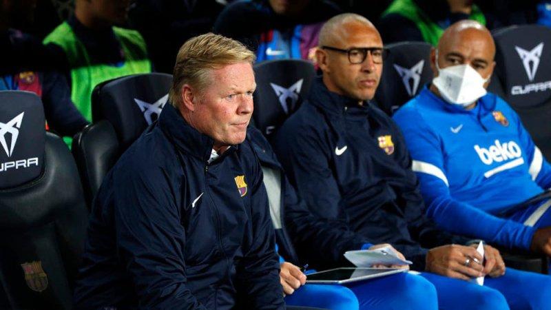 """كومان بعد اتهامه بـ""""الخيانة"""": برشلونة لا يملك المهارة"""