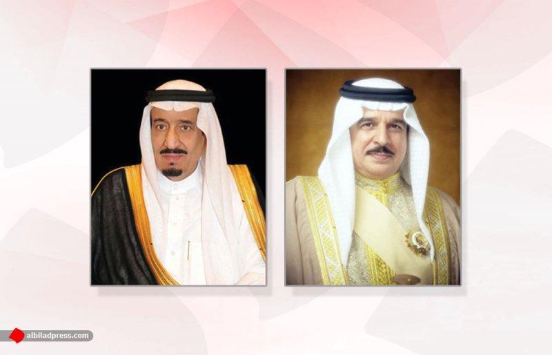 جلالة الملك المفدى يهنئ أخيه خادم الحرمين الشريفين بذكرى اليوم الوطني للمملكة العربية السعودية