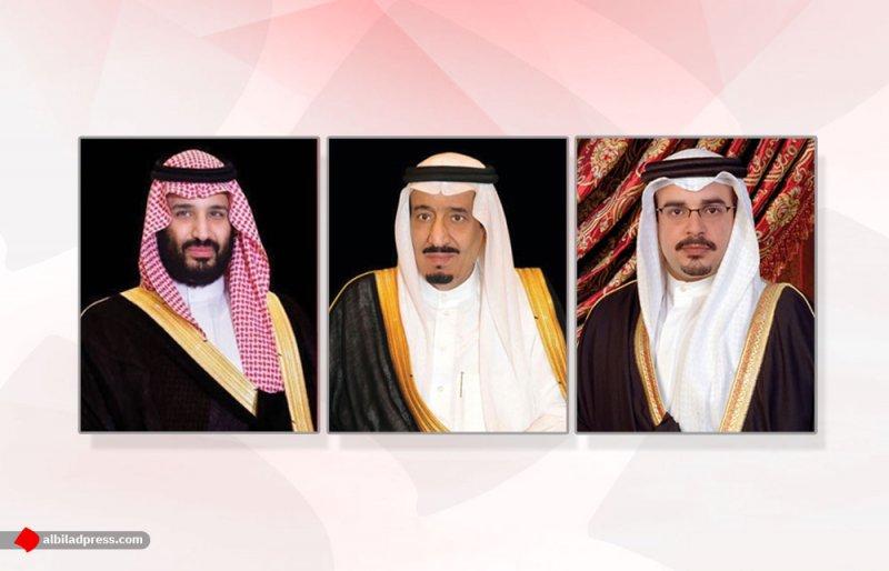 سمو ولي العهد رئيس مجلس الوزراء يهنئ خادم الحرمين الشريفين باليوم الوطني للمملكة العربية السعودية