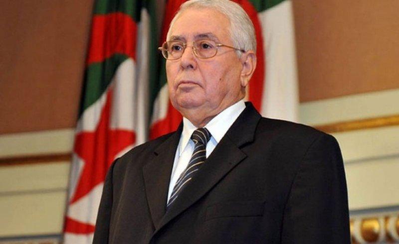 وفاة الرئيس الجزائري السابق عبدالقادر بن صالح