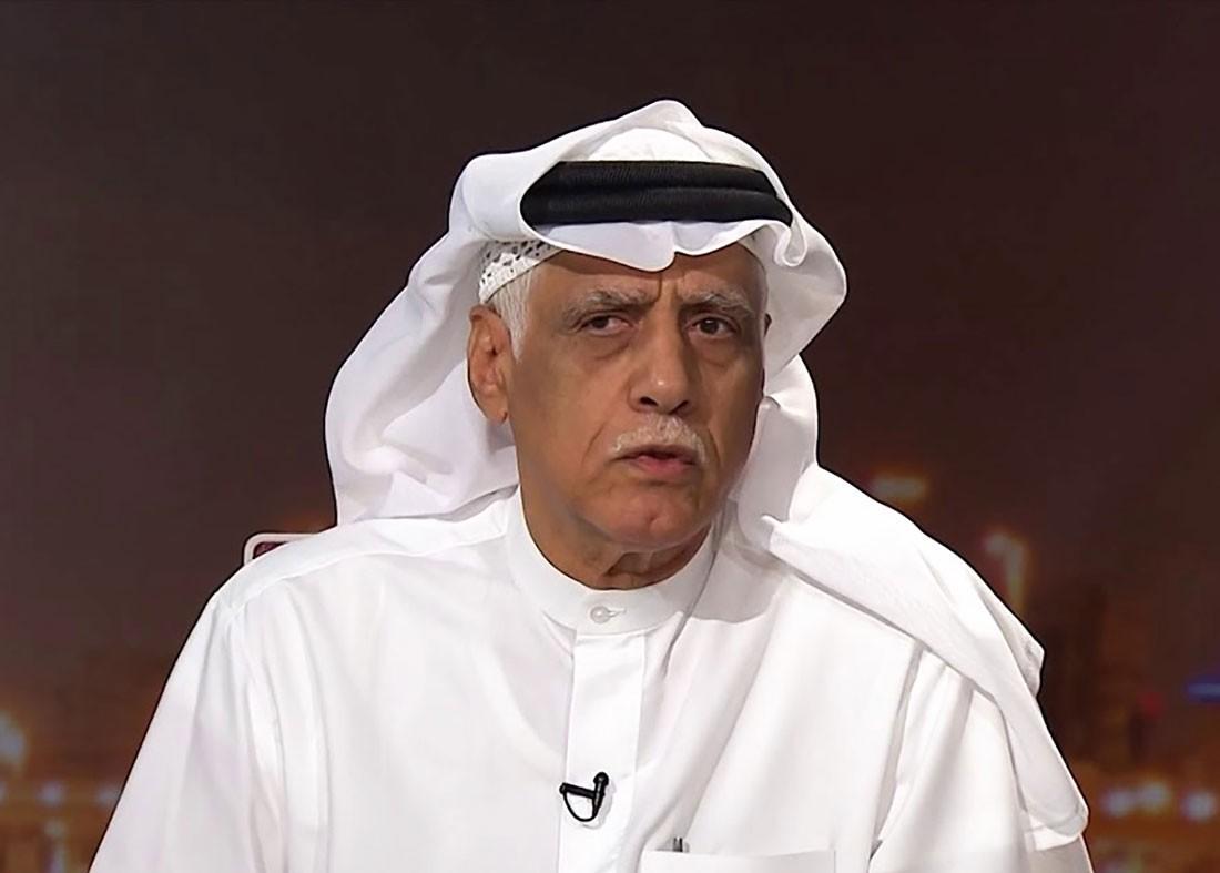 الكاتب التلفزيوني راشد الجودر