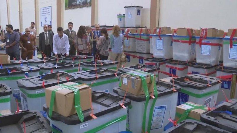 """انتخابات العراق.. مقاعد جديدة لـ """"دولة القانون"""" و""""تحالف الفتح"""""""