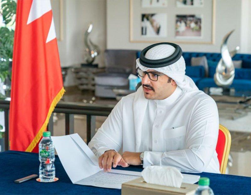 دعم جلالة الملك المفدى ومتابعة سمو ولي العهد رئيس مجلس الوزراء عزّزت من تقدم مكانة البحرين على الخارطة العالمية لرياضة الخيل