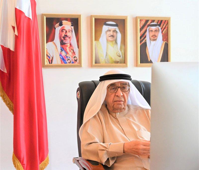 محمد بن مبارك: تطوير التعليم والتدريب للمرحلة ما بعد الثانوية ضرورة لتلبية متطلبات سوق عمل المستقبل