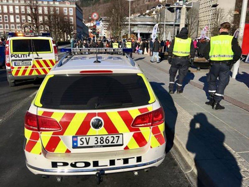 رجل يقتل عدة أشخاص في هجوم بالقوس والسهام بالنرويج