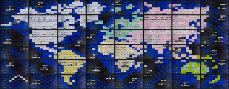 """""""بينالي الدرعية للفن المعاصر"""" يعلن عن قائمة الفنانين المشاركين في نسخته الافتتاحية"""