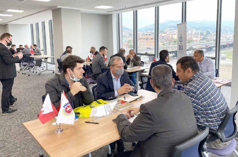 رجال أعمال بحرينيون يبحثون الفرص الاستثمارية مع نظرائهم الأتراك