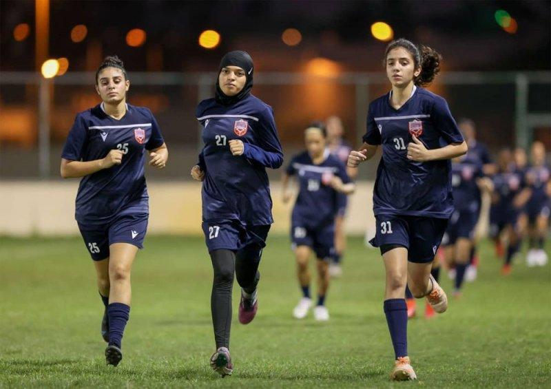 منتخب البحرين لكرة القدم للسيدات يواصل استعداداته لانطلاق التصفيات الآسيوية