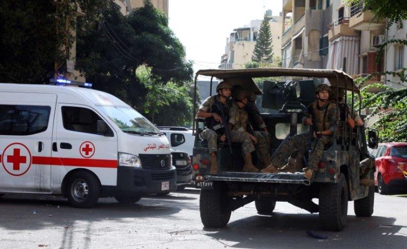 مصدر أمني: إصابة خمسة أشخاص ومقتل شخص في إطلاق نار ببيروت