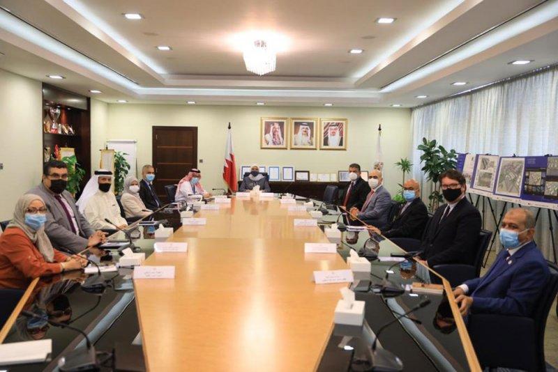 رئيسة جامعة البحرين: الطالب محور العملية التعلمية وآفاق التطور مفتوحة