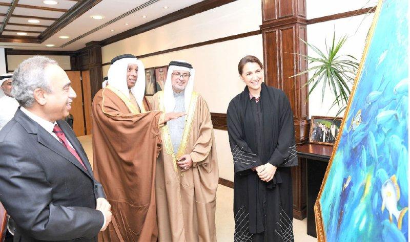 """البحرين والإمارات توقعان مذكرة تعاون في """"الأمن الغذائي"""""""