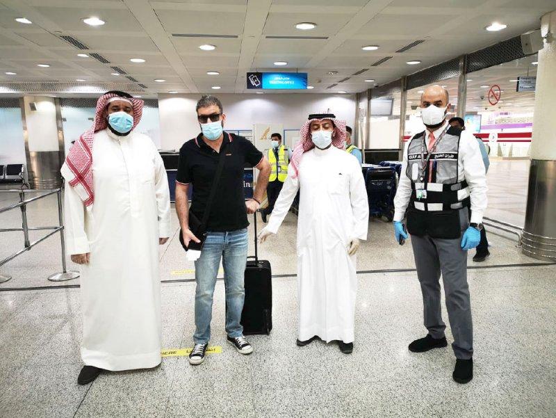 تسهيل عودة 42 بحرينيًا و24 كويتيًا و8 من جنسيات مختلفة