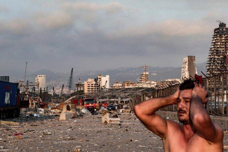 تغريدات حزينة على ما أصاب بيروت