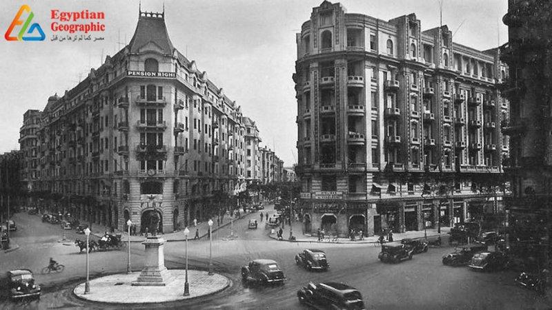 مخطط لتطوير القاهرة الخديوية