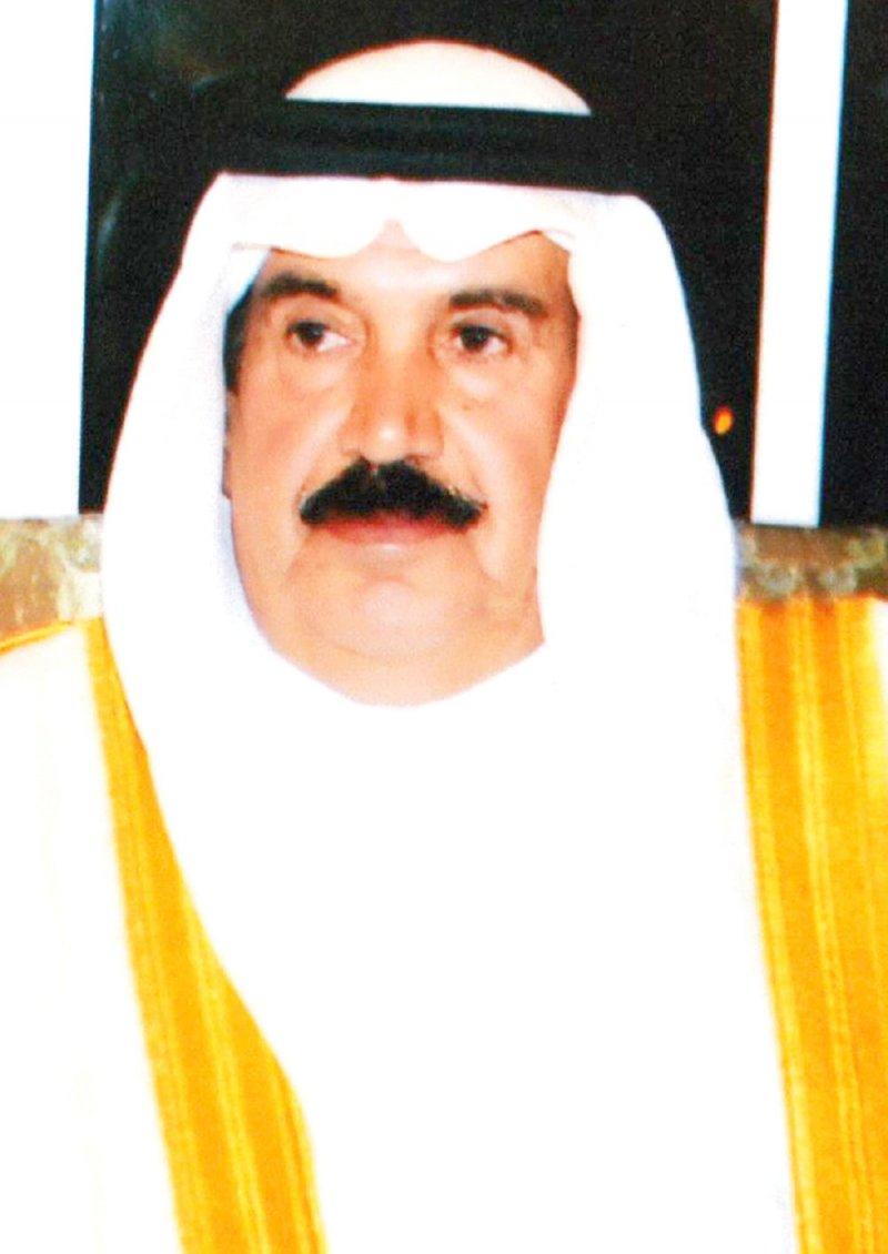 دعيج بن سلمان يهنئ ناصر بن حمد