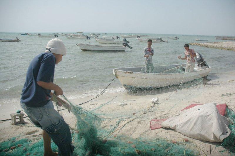"""صيادون لـ """"البلاد"""": لسنا السبب بارتفاع أسعار السمك... وهذه معاناتنا"""