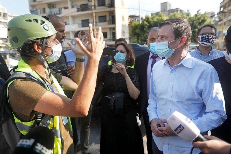 البرلمان اللبناني يقر حالة الطوارئ في بيروت
