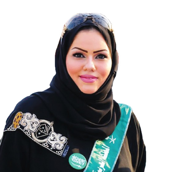 مذيعات قناة السعودية الاولى