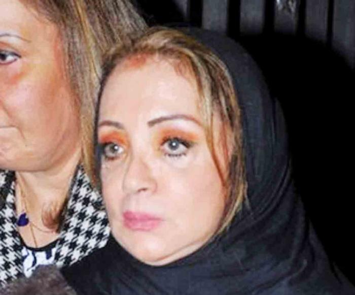 جريدة البلاد الفنانة شهيرة ترد على شائعات وفاة زوجها محمود ياسين